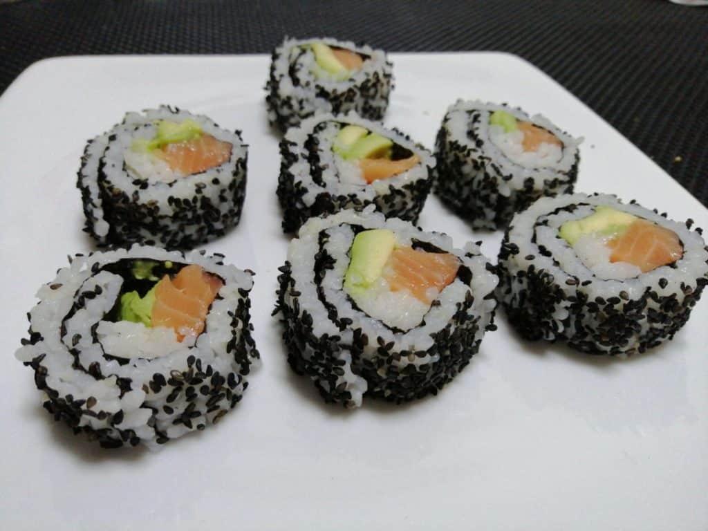 Resultado Sushi complejo